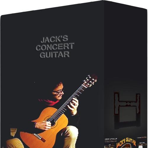 Jack's Concert Guitar for Kontakt