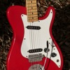 1981 Fender Bullet One Deluxe electric guitar (modded)