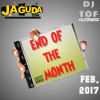 Jaguda.com - February 2017 - End Of Month Mixtape