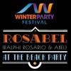 DJS ROSABEL LIVE @ WINTER PARTY FESTIVAL MIAMI BEACH 3-5-17
