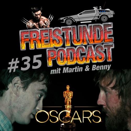 Freistunde #35 - Oscars 2017