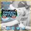 Zander Nation march Podcast live kick n bass bounce  Mix