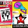 La Bocina APN # 49 - Oaxaquenos en USA - Asilo politico - CIA - Standing Rock y Alé Kumá Cantaoras Portada del disco