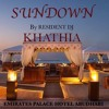 SUNDOWN @EMIRATES PALACE HOTEL ABU DHABI