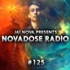 Jai Nova - Novadose Radio 125 2017-03-11 Artwork