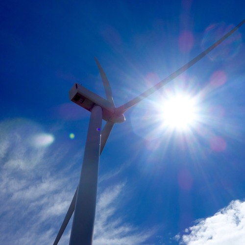 2016-07-05 Wild Horse Wind Facility Turbines