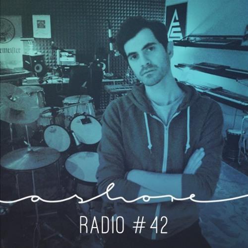 Ashoreradio #42 - Pellegrino (Early Sounds Rec)