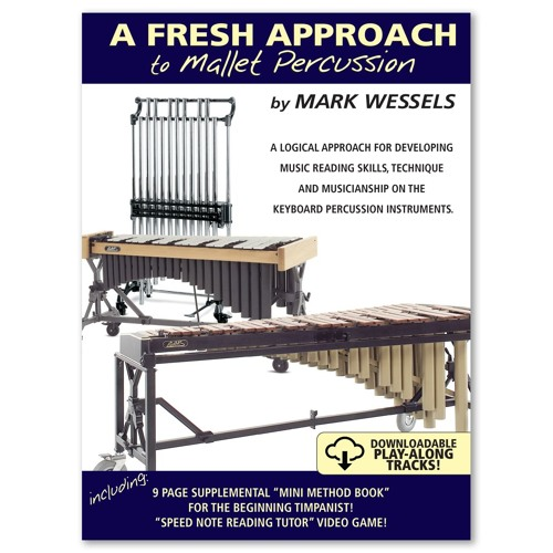 A Fresh Approach to Mallet Percussion - Accompaniment Tracks