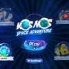 KOSMOS Space Adventure - Menu