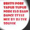 BRISTI PORE TAPUR TUPUR NODE ELO BAAN DANCE STYLE MIX BY DJ SVK SOUVIK