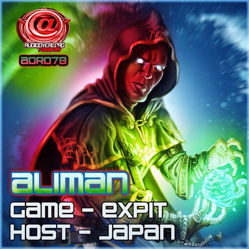 AOR078 - ALIMAN - THE GAME EP - EXCLUSIVE TO JUNO DOWNLOAD 8TH APRIL