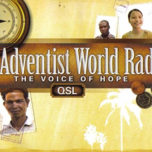15250 kHz - Adventist World Radio, Hindi px für Indien