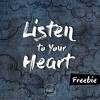 Listen To Your Heart | FREE Vocals & Construction Kit
