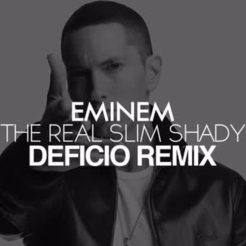 Eminem the real slim shady (adronity bootleg) [free download.