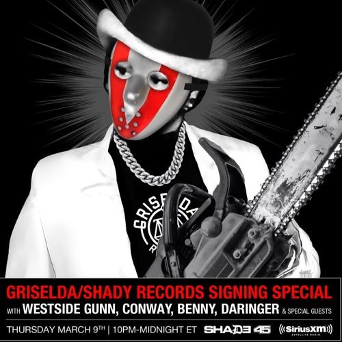 Shade 45 Griselda Shady Signing Special / Showoff Radio