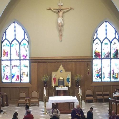 Deacon Robert Horton Climb Your Mountain this Lent