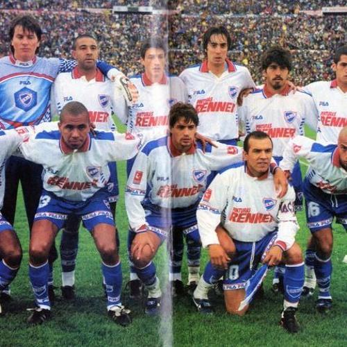 Nacional 4    1913 - 2 CLAUSURA 1998
