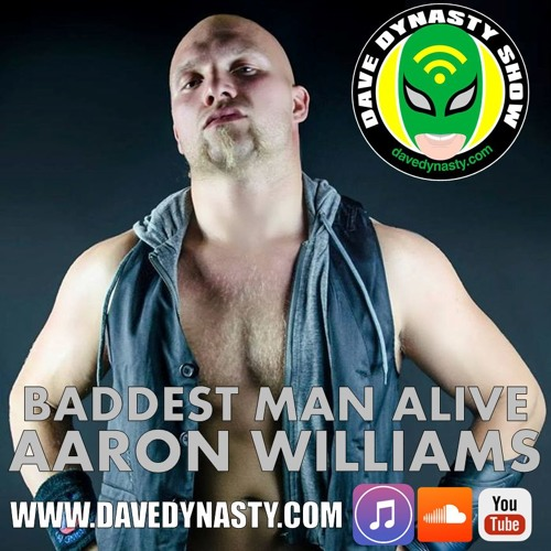 EP032 (w/h Aaron Williams)