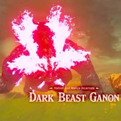 Beast Ganon Battle Phase 2 The Legend Of Zelda Breath