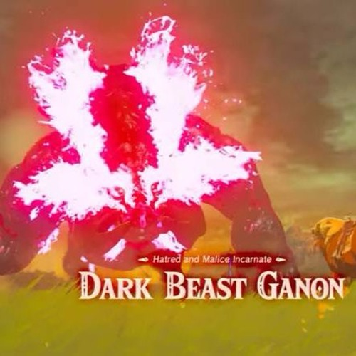 Beast Ganon Battle Phase 1 The Legend Of Zelda Breath