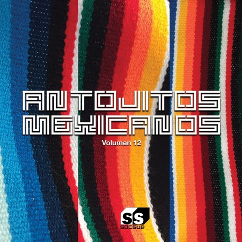 V/A - Antojitos Mexicanos Volumen 12
