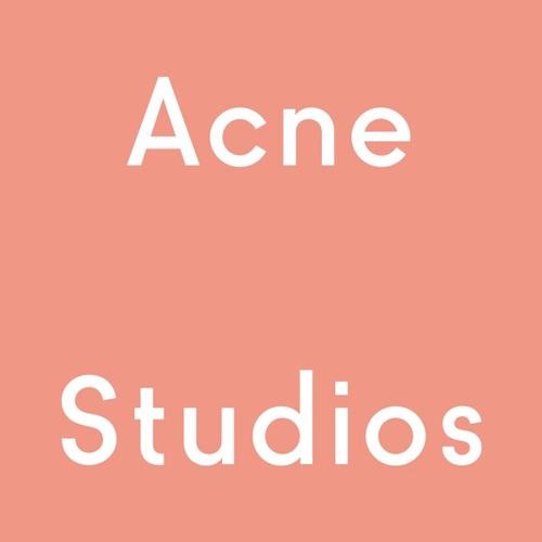 ACNE STUDIOS store opening