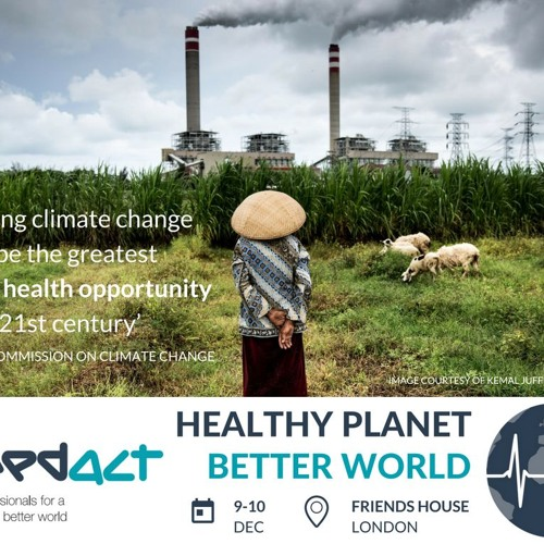 "Corinna Hawkes At Healthy Planet, Better World -  ""Global Food System Challenges"""