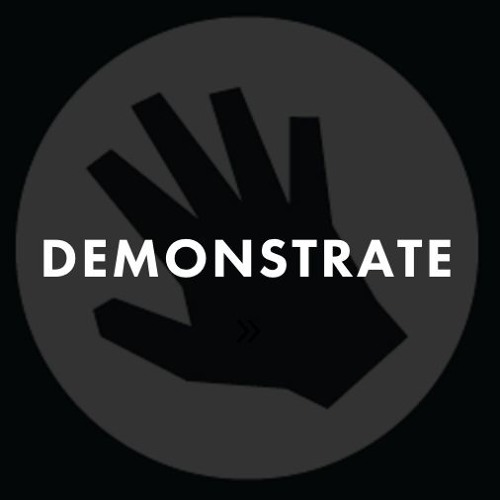 The First Church: Demonstrate