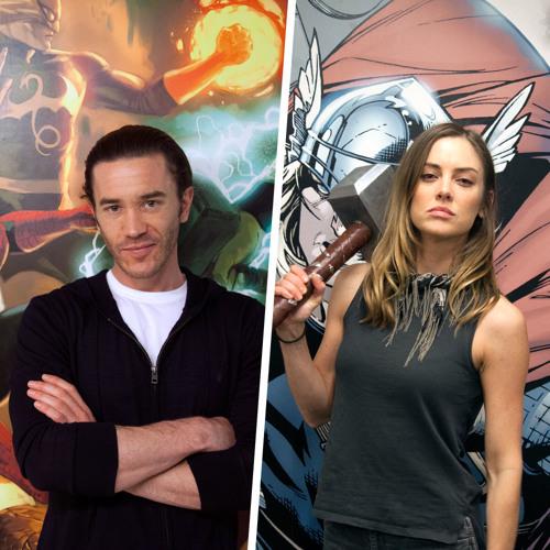 #279.5 - Jessica Stroup & Tom Pelphrey of Marvel's Iron Fist