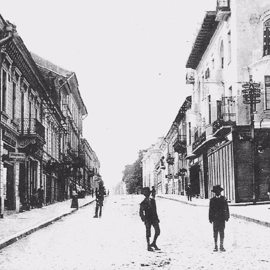 Frontiers of Nationalism in Eastern Europe