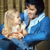 Elvis Presley Duet With Lisa Marie Presley Dont Cry Daddy
