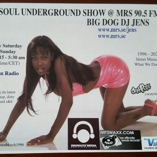 DJ Jens Live March12th Soul Underground 2017 MRS 90.5 FM