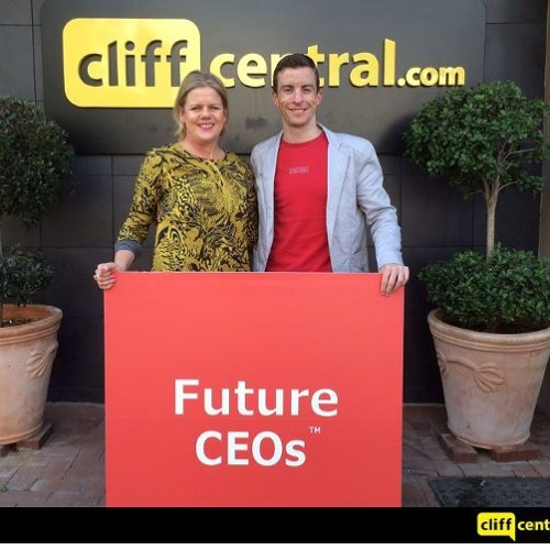 Future CEOs Interview Becoming THE Career Strategist