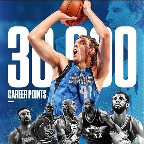 Podcast NBA #218 - Et Dirk marqua l'Histoire