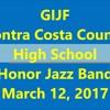 Contra Costa County Honor High School Jazz Band Audio