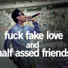 fuck fake love