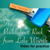 The Paddleboat - Rock from Lake Woerth (Big Version)