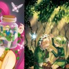 Download The Legend of Zelda - Great Fairy Fountain + Saria's Song (Remix) Mp3