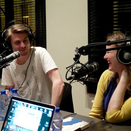 SPINDOKTER RADIO  - Katrijn Van Bouwel en Arne van Batenburg