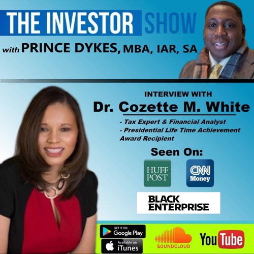 Taxes on Investments W/ Dr. Cozette M. White