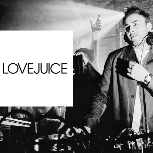 LoveJuice Live: Michael Green Live from The Steel Yard LDN