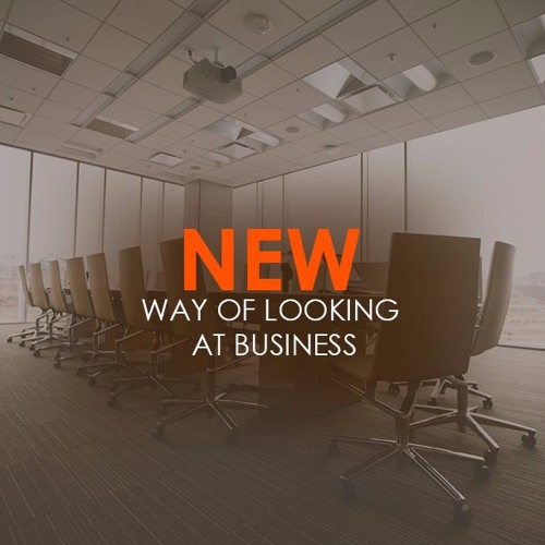 A New Way of Looking at Business | Lebogang Mokubela
