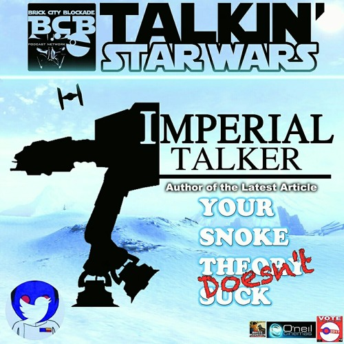 Talkin' Star Wars with The Imperial Talker