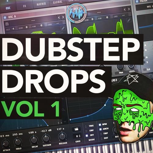 DUBSTEP BASS DROPS (Free Serum Preset Pack) Vol 1 by Rocket