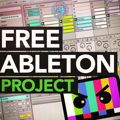 """FREE ABLETON DUBSTEP PROJECT - """"Terminate"""""""