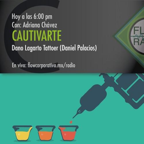 CautivArte 064 - Dano Lagarto Tattooer (Daniel Palacios)