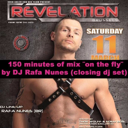 Revelation  11th Mars 2017 - mix (on the fly)- House/Tech House