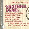 Grateful Dead - Loser - 3/24/90 Knick Arena Albany NY (Audience)