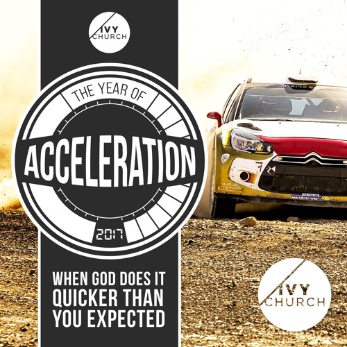 Year of Acceleration