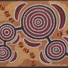 Symbols In Aboriginal Art Pages One And Two